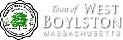 Town of West Boylston MA