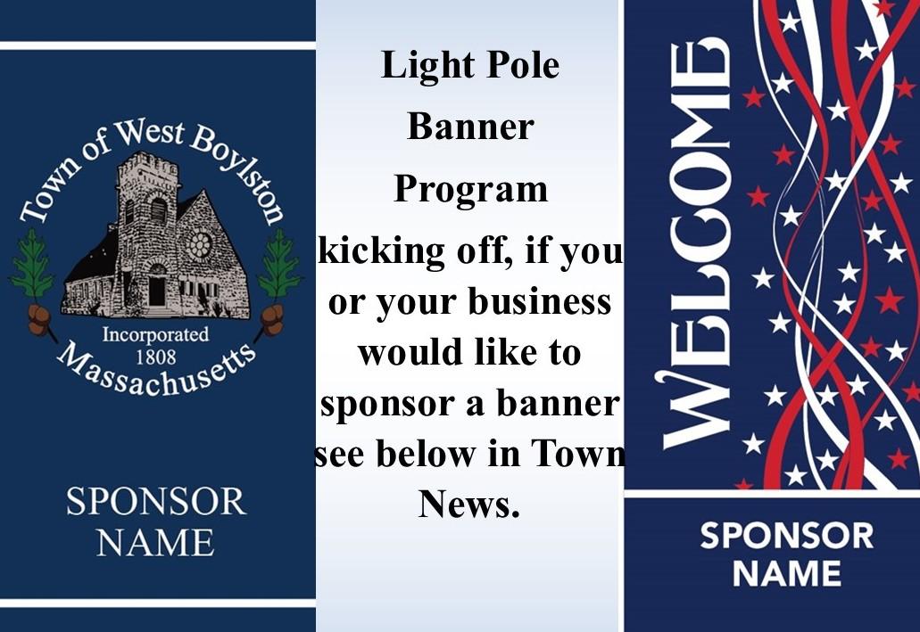 Pole Banner Program