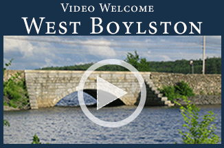 Video Welcome - West Boylston