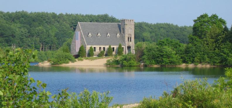 Stone Church Summer