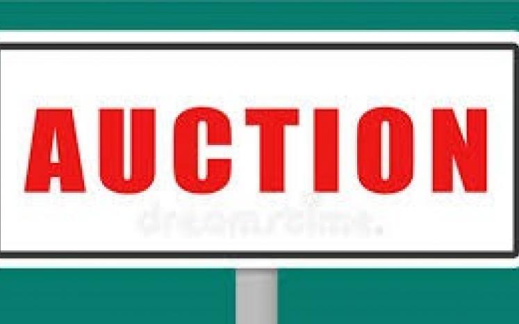 Surplus Auction August 2021